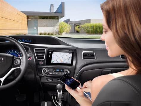 Honda Unveils New Display Audio, Hondalink And Siri Eyes