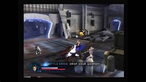 Star Wars Revenge Of The Sith Ps2 Walkthrough Rescue