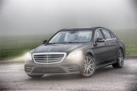 Cruising In Style In The 2018 Mercedesbenz S560 4matic