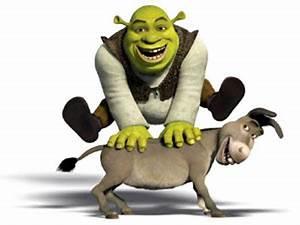 Shrek, mas que un dibujo, ¿una persona? - Taringa!