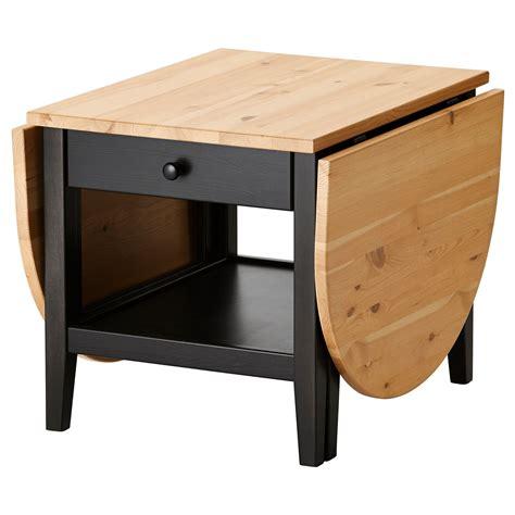 Beistelltisch Klappbar Ikea by Arkelstorp Coffee Table Black Drawer Rails And Coffee