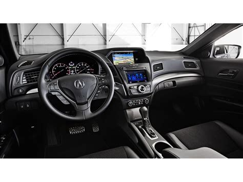 2017 Acura ILX Interior   U.S. News & World Report