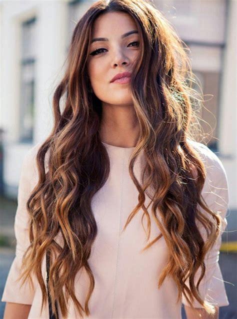 Coiffure Femme Cheveux Long 2016