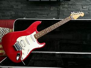 Fender Stratocaster Richie Sambora 1996 Candy Red