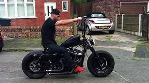 Bobber Harley Davidson : harley davidson sportster 883 bobber youtube ~ Medecine-chirurgie-esthetiques.com Avis de Voitures