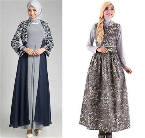butik baju muslim terbaru  gaun pesta muslim