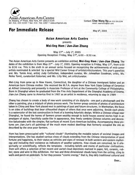 Hom, Meiling  Selected Document  Artasiamerica A