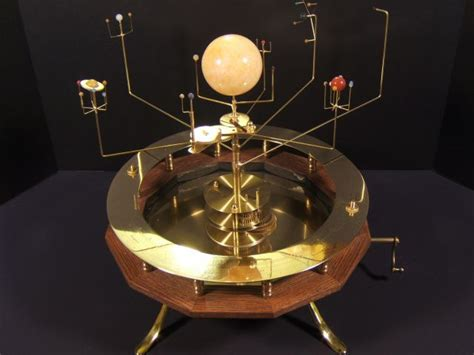 Orrery Planets Model - Pics about space