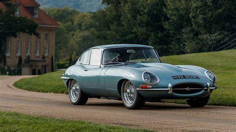 E Jaguar by Jaguar Reborn E Type Review Car Magazine