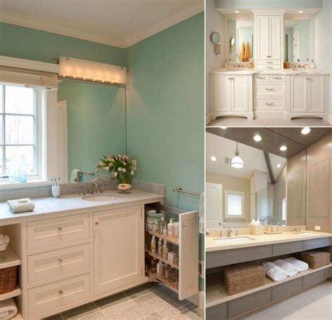 Small Bathroom Vanity With Storage by 8 Clever Ways To Maximize Storage Inside Your Bathroom Vanity