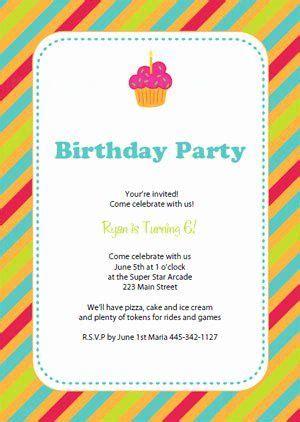 11th Birthday Invitation Wording Inspirational How to