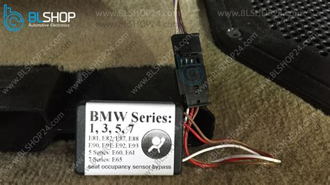 on board diagnostic system 2005 bmw 645 electronic throttle control blog installation instructions for a 4 pin seat mat emulator bmw us after 2003 eu after