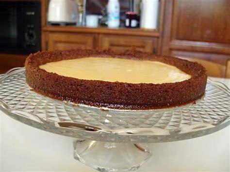 recette de tarte au citron au speculos