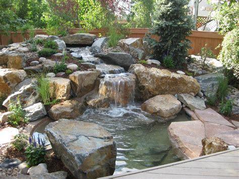 Stein Garten Design by Unique Garden Design To Boost Home Value
