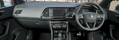 seat ateca interior 2017 seat ateca cupra price specs release date carwow