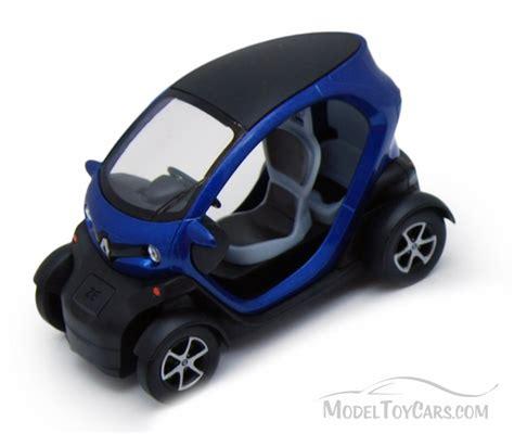 car toy blue renault twizy blue kinsmart 5111d 5 quot diecast model