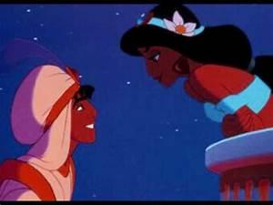 Aladdin - A whole new world [Lyrics] - YouTube