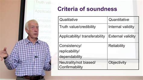 quality  qualitative research part