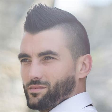 Mohawk Hairstyles by 35 Best Mohawk Hairstyles For 2019 Guide