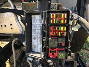 94 Kenworth T600 Fuse Box