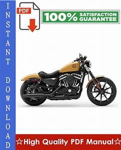 Harley Davidson Sportster Motorcycle Workshop Service