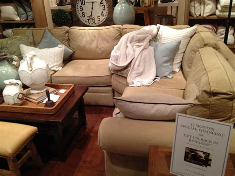 Pottery Barn Sectional Sofas Pottery Barn