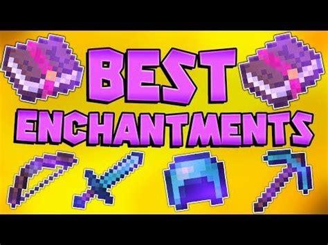enchantment combinations   gear pve pvp minecraft bedrock editionmcpemcbe