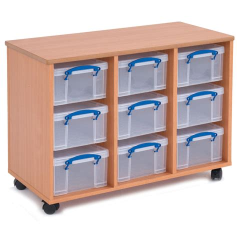 Storage Bins  Really Useful Mobile Storage Units