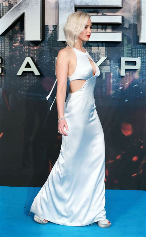 jennifer lawrence  men apocalypse premiere  london