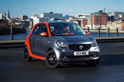 smart forfour leasing smart forfour hatchback car lease deals contract hire leasing options