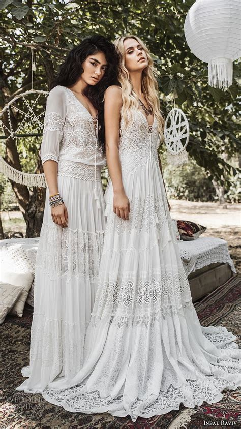 Inbal Raviv 2017 Wedding Dresses Wedding Inspirasi