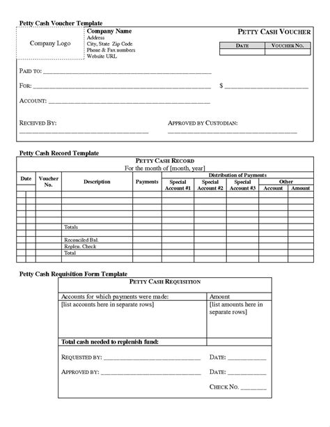 petty cash reconciliation sheet sample templates