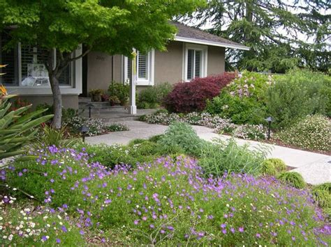 lawnless front yard design lawnless front yard garden inspiration  unstructured