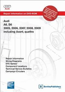 Audi A6 Service Manual