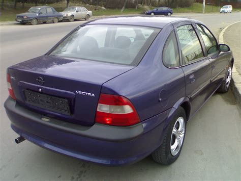 opel vectra b 1996 opel vectra b pictures information and specs