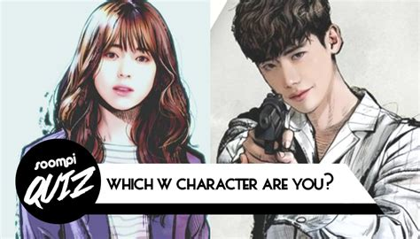 gambar anime drama w quiz which quot w quot character are you soompi