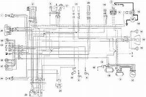 Wiring Diagram Cagiva Canyon 600