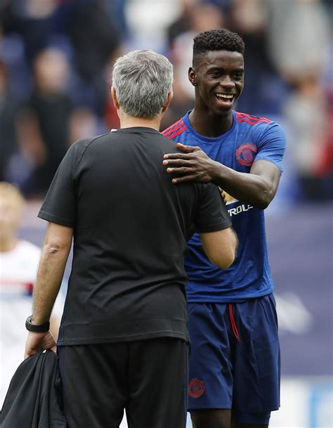 Axel Tuanzebe in line for Manchester United debut, says ...