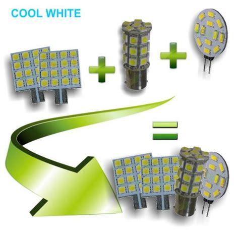 make your own led light kit in cool white