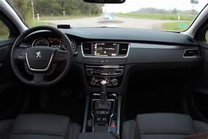 Peugeot Break 508 : essai peugeot 508 sw restyl e haut de gamme la fran aise ~ Gottalentnigeria.com Avis de Voitures