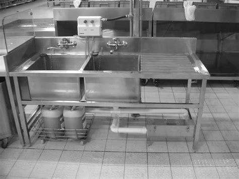 kitchen set stainless steel