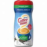 Whether you're sharing with a friend or taking a moment to recharge, coffee mate sugar free french vanilla is the perfect way to wake up your cup. Nestle Coffee mate French Vanilla Sugar Free Powder Coffee Creamer 10.2 oz. - Walmart.com ...