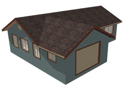 Hip Shaped Roof by Cross Gabled Forms A Quot T Quot Or Quot L Quot Shape Commonly Used On
