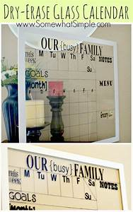 25 best ideas about dry erase calendar on pinterest With vinyl letters for whiteboard