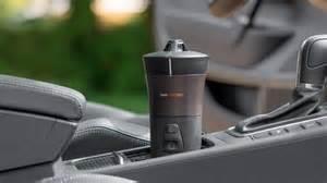 kaffeemaschine design die kaffeemaschine fürs auto