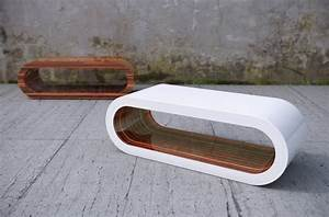 Zespoke launch the worlds most customisable coffee table for Hoop coffee table