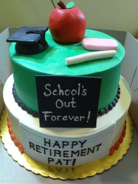 teacher retirement ideas  pinterest