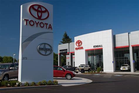 toyota dealership deals toyota dealer eugene kendall toyota eugene or