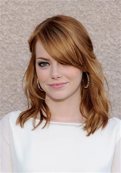 Emma Stone Red Hair Pinterest