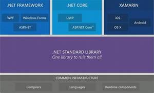 Building Xamarin Forms Apps With  Net Standard